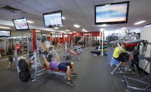 Gym near you