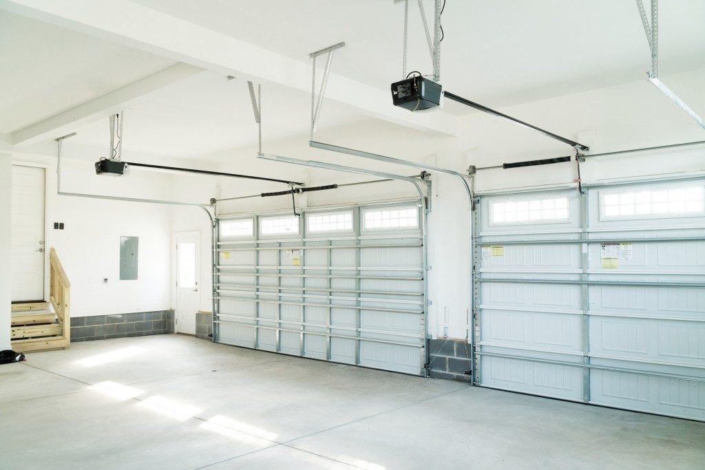 House garage doors
