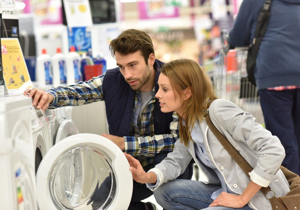 buying appliance