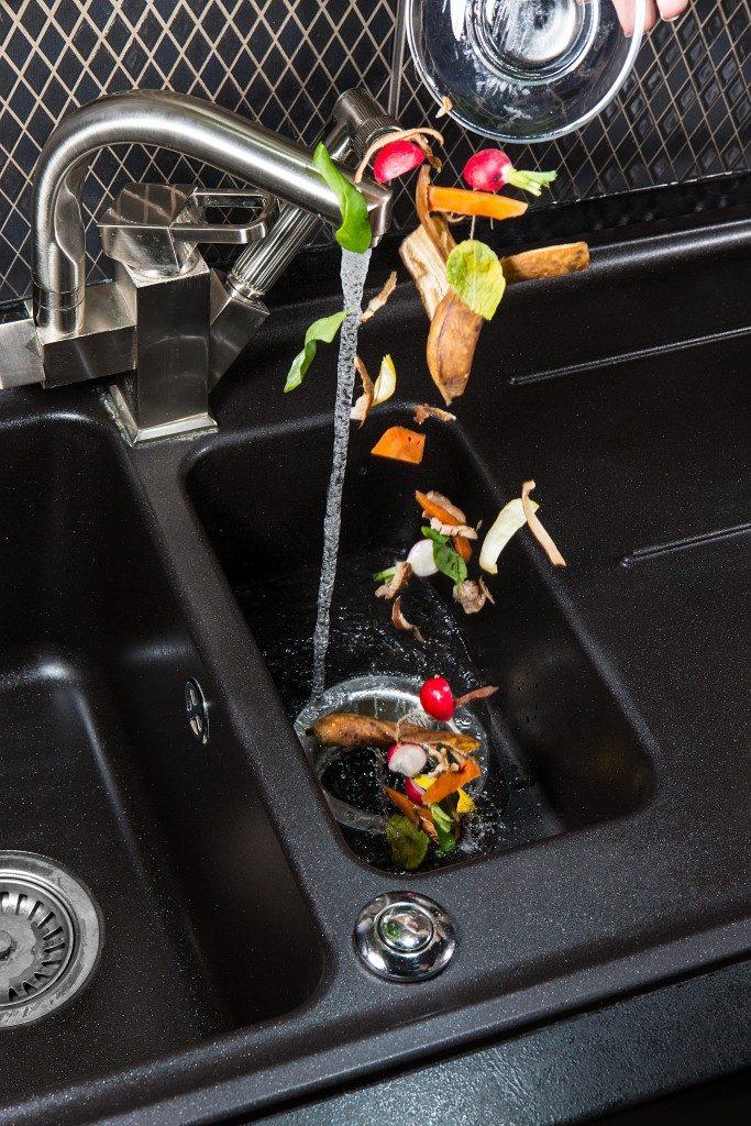 Food waste disposer machine