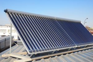 Solar heater for green energy