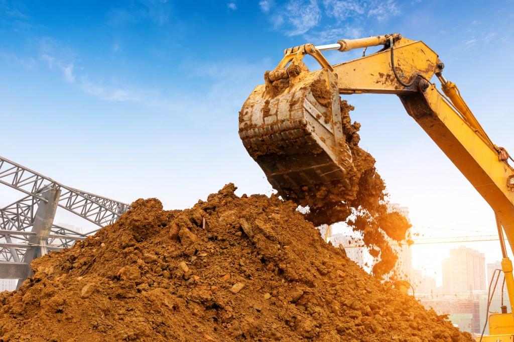 Ground-Breaking Equipment